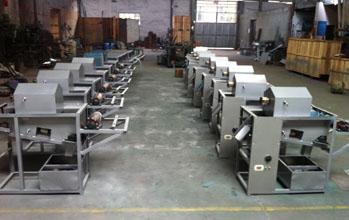 LZB225供应山东17m全自动酥性韧性饼干生产线
