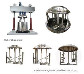 三轴多功能分散搅拌机—无锡银燕