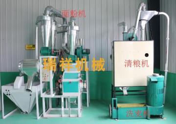 小麥磨粉機農村小麥磨粉機