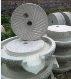 石磨-石磨用途-糧食加工用具