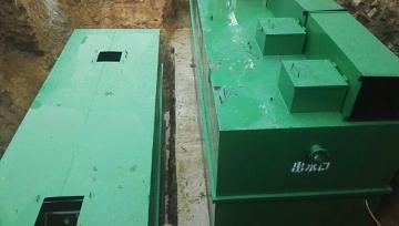 社区卫生院污水处理设备,设备优势