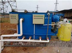 乡镇养殖场污水处理设备
