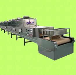KER-SD木耳微波加热干燥烘干杀菌机设备