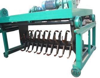 FDJ-2000河南猪粪有机肥发酵设备