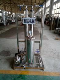 GL-2不锈钢白酒果酒过滤机 过滤设备