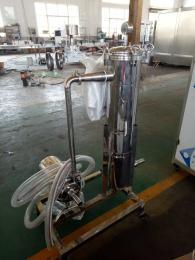 GL-1【惠联】食用油过滤机,食用植物油过滤设备,袋式过滤器