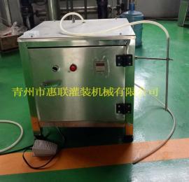 ZX-1小型白酒灌装机  半自动液体定量灌装设备