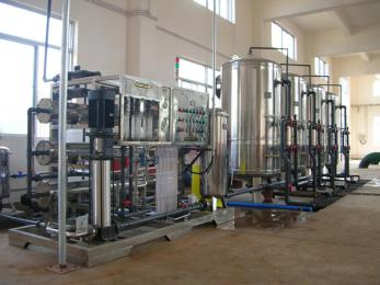 小型纯净水制水设备