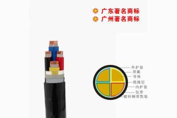 NH-YJV22珠江电缆厂家供应耐火电力电缆