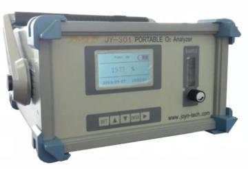 JY-301燃料电池式便携微量氧分析仪