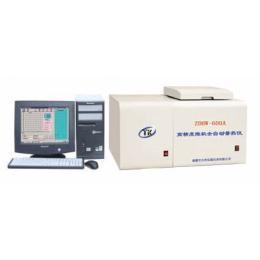 ZDHW-600A生物颗粒料检测仪 砖厂量热仪 煤矸石热值仪