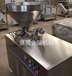 YGGC-02紅腸 臘腸 臺灣烤腸定量自動打結灌腸機