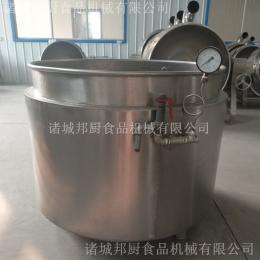 加工定制不銹鋼鹵煮鍋-智能蒸煮鍋用途