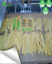 SD-30HMV-4X陜西豆制品微波干燥設備隧道式生產