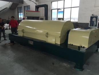 LWJ800油田钻井泥浆废水处理设备