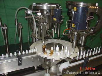 TS-GX1厂家直销灌装系列旋盖一体机-陶山包装机械