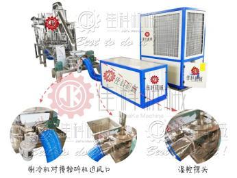 五谷杂粮磨粉机设备 五谷杂粮粉超细粉碎机 OEM代餐粉专用粉碎机