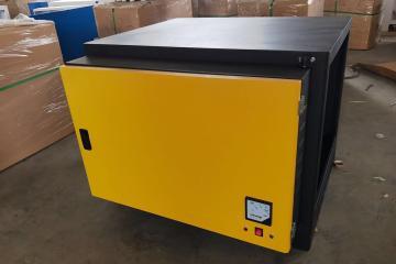 DC-4000西安油烟净化器低空排放合格产品通过国家权威机构检测