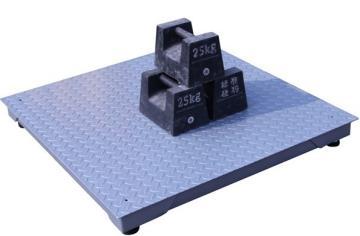 76201t地磅秤 电子平台磅秤供应 1T电子地磅规格