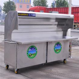 JR-200-2-G1.5米專業生產油煙凈化燒烤車