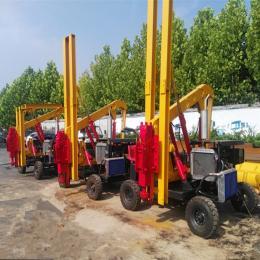 xy-485液压波形公路护栏打桩机型号采取配置