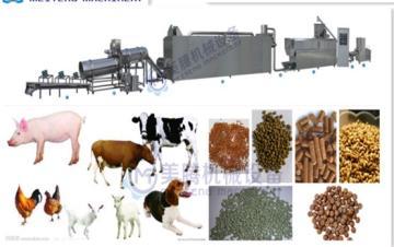 MT100骨頭型磨牙棒機器,夾心型寵物食品生產線狗狗磨牙棒成型機