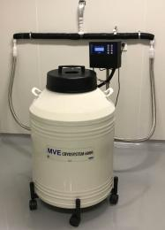 MVE細胞存儲液氮罐CryoSystem 6000