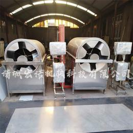 HNJX-200大型豪华电磁炒货机