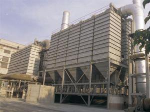 PPC燃煤锅炉布袋除尘器