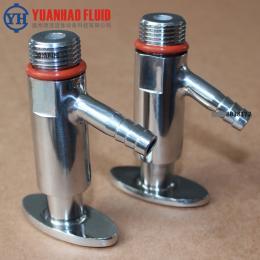 T型取样阀不锈钢/皮管式液体/T型/微调取样阀