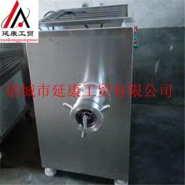 120型鲜冻肉绞肉机 自动绞肉机厂家