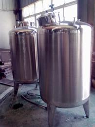 按客戶要求而定廠家直銷 供應國禹不銹鋼無菌儲罐 儲料罐