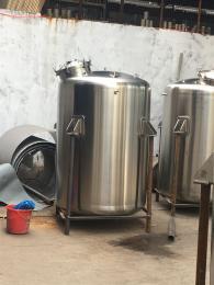 按客戶要求而定廠家直銷 供應食品級不銹鋼橄欖油單層儲罐