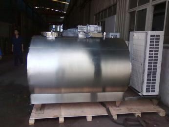 按客戶要求而定供應國禹不銹鋼直冷式儲奶罐