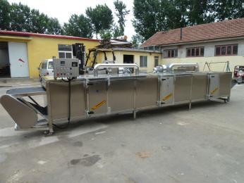CY3000超越熱干面機、半干面生產線