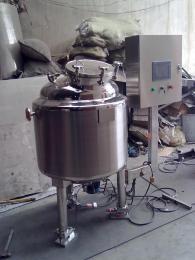 按客户需求而定厂家直销 供应国禹不锈钢卫生级磁力搅拌罐