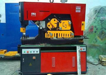 HYDC-65黑龙江隧道钢板冲孔机供应商