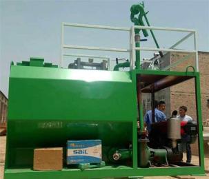水力喷播机型号高速公路喷播搅拌机使用广泛