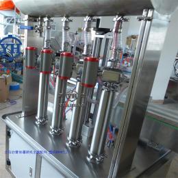 不锈钢灌装缸体  灌装机配件 定量筒
