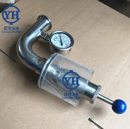 YH -HXF自動排氣閥 發酵罐排氣安全閥 不銹鋼呼吸閥