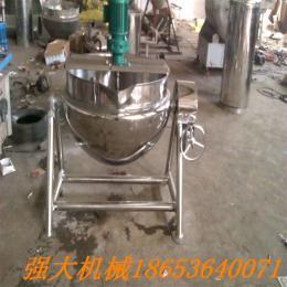 400酱料炒锅 电加热不锈钢夹层锅