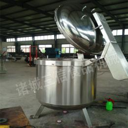SX-Z不锈钢燃气加热高压高温蒸煮锅