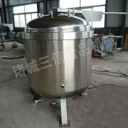SX-Z不銹鋼立式高溫高壓蒸煮鍋