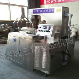 SX-CX全自動板栗攪拌炒鍋  電磁加熱板栗炒鍋