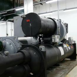 GMS离心式冷水机组主要应用于中央空调系统