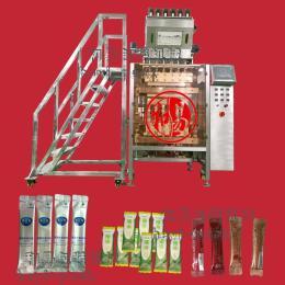 HY-YF720广东高效酵素粉包装机械多列背封包装机