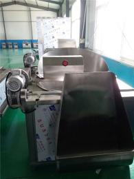 JM-1000电加热带搅拌油炸锅