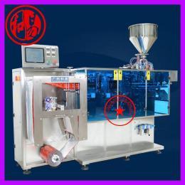 HY-SY420水平式异型袋包装机和易牌制造HY-SY420