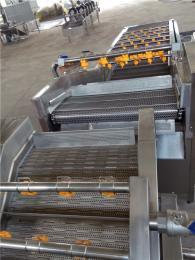 JM-4000多功能蔬菜清洗机设备清洗彻底产量高效果好