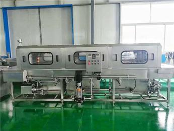 JM-3000食品筐清洗设备高速洗箱机